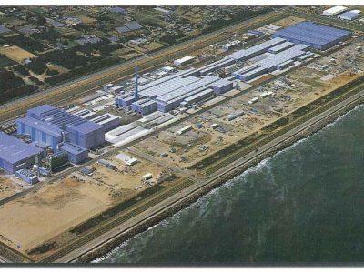 JFE条鋼(株)鹿島製造所